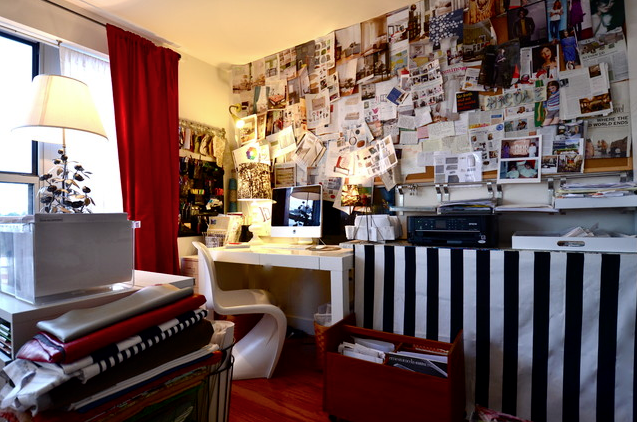 cluttered room 2