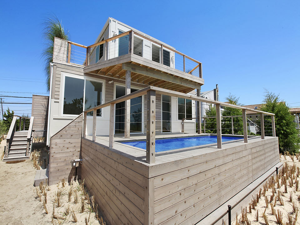 Shipping container storage securely torquay ocean grove for Shipping container pool house