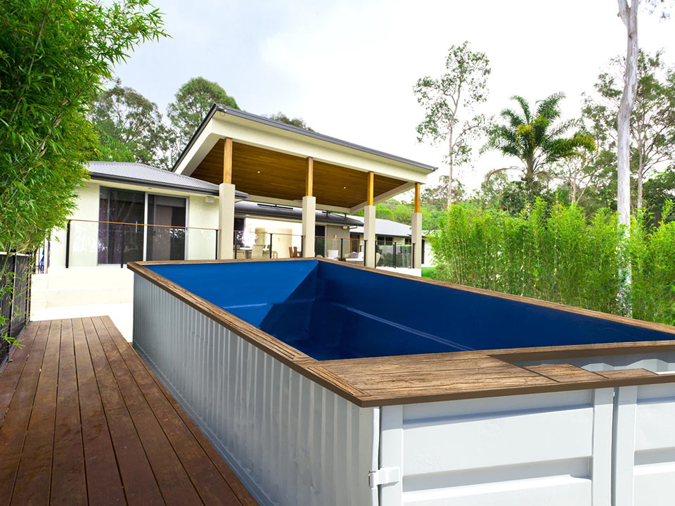 Shipping container storage securely torquay ocean grove store more - Pool container ...
