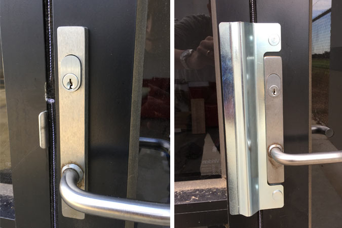 Door-lock-guard