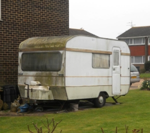 Mouldy-caravan-not-stored-properly