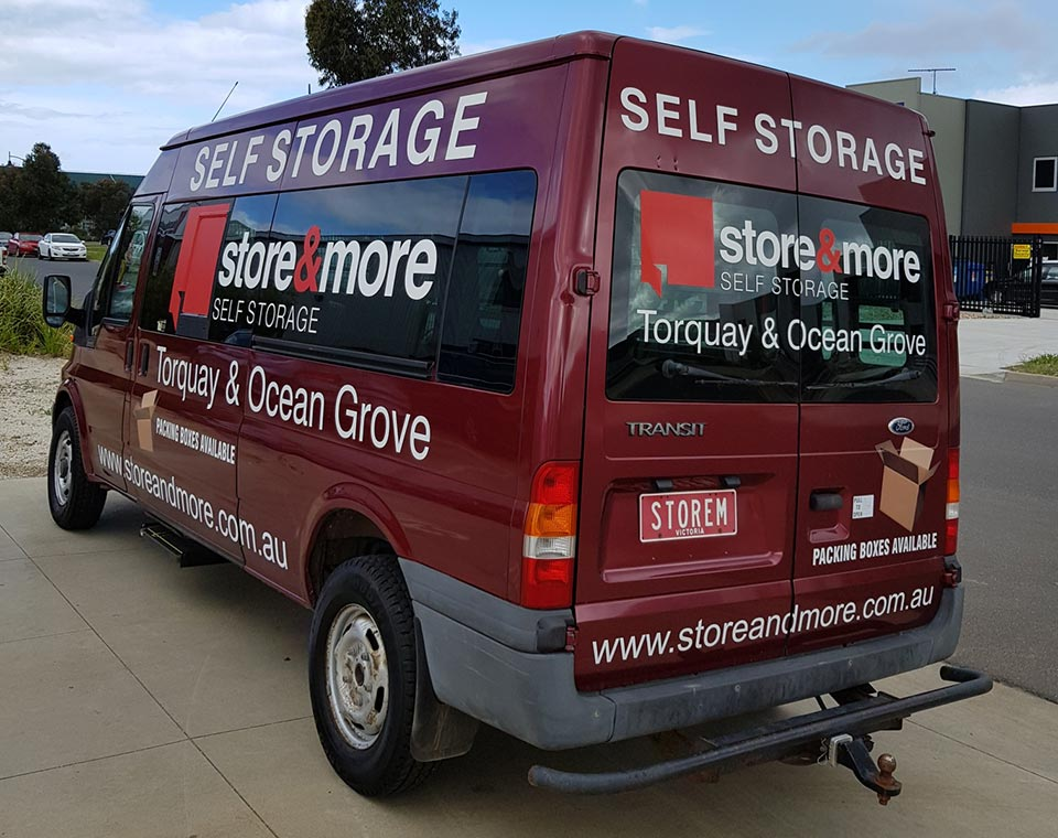 Van Hire Store & More Torquay | Geelong