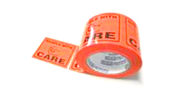 'Handle With Care' Packaging Tape