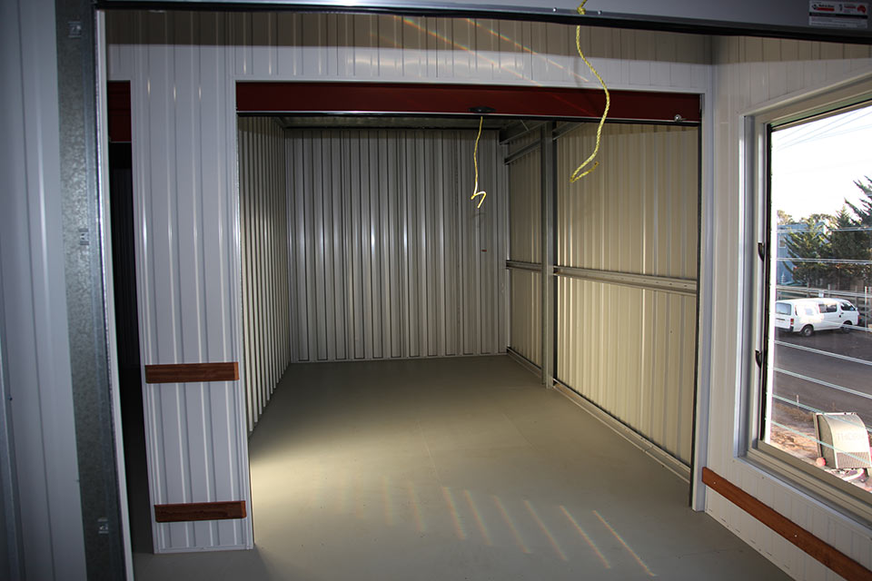 internal storage unit Ocean Grove