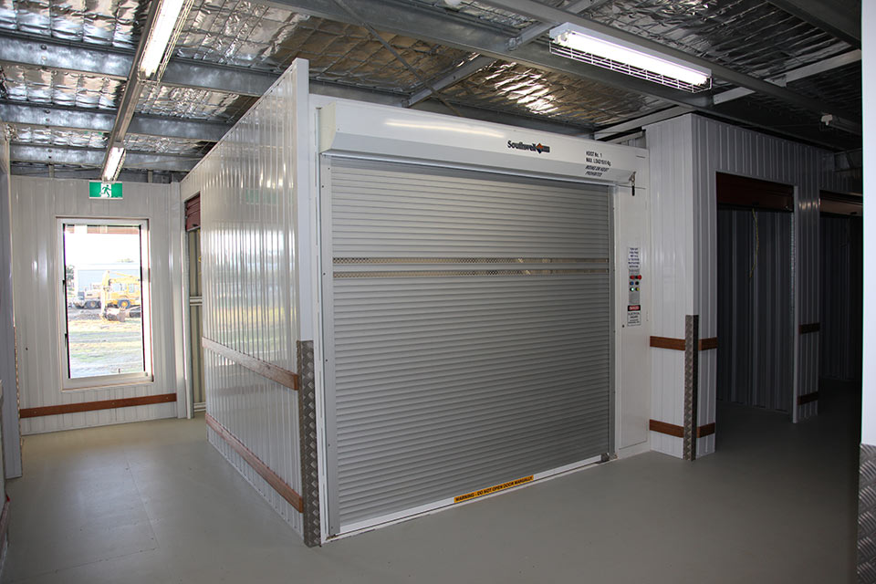 internal storage units
