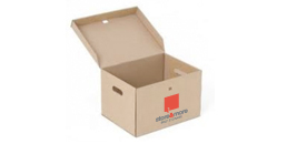 Archive-Storage-Box With Logo