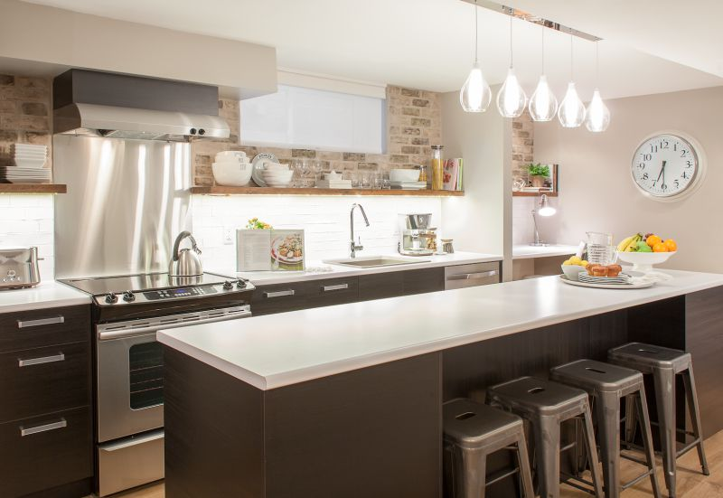 Stylish Kitchen Lighting