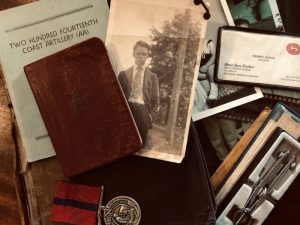Sentimental family items and photos